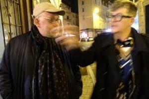 Marc Bruimaud et Pascal Leroux